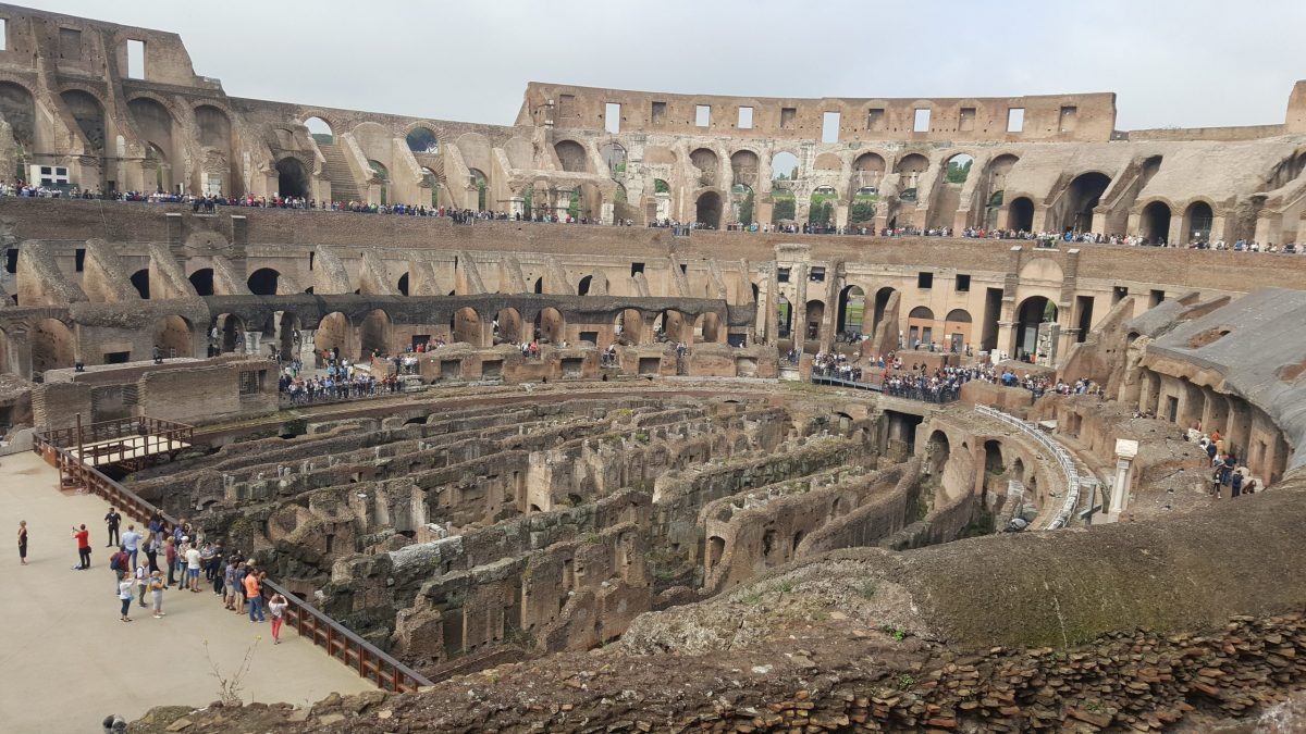 Top 10 Reasons to Visit Rome, Italy