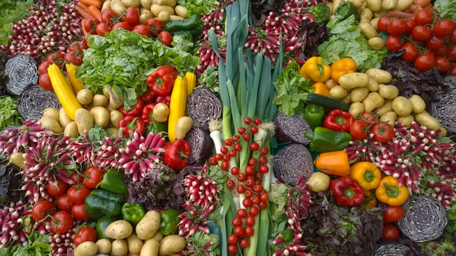 ideas for fruit and vegetable gardens
